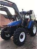 New Holland TS 100, 2003, Traktori