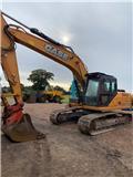 CASE CX 210 C, 2014, Excavadoras sobre orugas