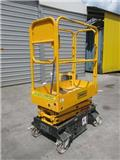 Youngman BoSS X3, 2009, Scissor Lifts