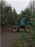 Timberjack Harvester 870B, 1999, Biçerdöverler