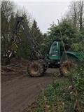 Timberjack Harvester 870B, 1999, Harvesters