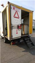 Iveco ML 75E15، 2004، شاحنات ذات هيكل صندوقي