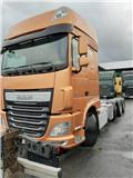DAF XF510, 2015, Chassier