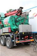 Jenz Chippertruck 583R, 2015, Flisbiler