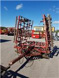 Vaderstad NZ 6.6, Harrows
