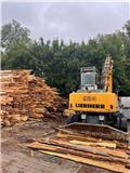 Liebherr A 934 C HD Litronic, 2012, Koparki do złomu / koparki przemysłowe