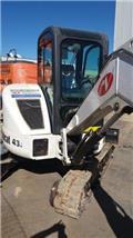Bobcat 430 AG, 2007, Mini excavators < 7t (Mini diggers)