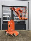 Haulotte Star 10, 2006, Articulated boom lifts
