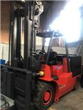Hoist E10, 2000, Electric forklift trucks