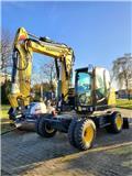 Yanmar B110W mit Powertilt HS08, 2020, Wheeled excavators