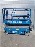Genie GS 2646, 2004, Saxlifte