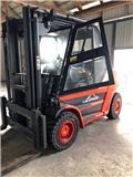 Linde H70D, 2005, Diesel na mga trak