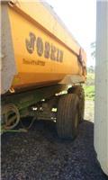 Joskin Trans KTPH 2755.  C1386/1, 2006, Reboques Agrícolas basculantes
