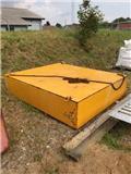 ballast klods 5,5 tons, Tilbehør til læssehåndtering
