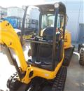 JCB 8018, 2012, Mini excavators < 7t (Mini diggers)