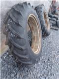 Muut Traktorin renkaat 2 kpl rengaskoko 13.6/12x36 vann, Lisävarusteet ja komponentit