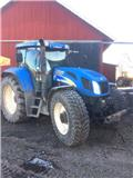 New Holland TVT 195, 2006, Traktori