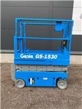 Genie GS 1530, 2006, Saksilavat