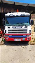 Scania 124 L 400, 1999, Sattelzugmaschinen