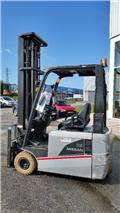 Nissan TX18, 2006, Electric Forklifts