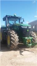 John Deere 7270 R, 2015, Tractores