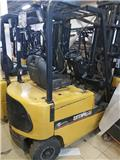 Caterpillar EP 16 K, 2004, Electric forklift trucks
