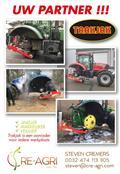 TRAKJAK 12T, 2018, Traktorok