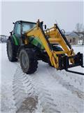 Deutz-Fahr AGROTRON 135, 2002, Traktoriai