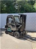 UniCarriers DX 25 Diesel, 2016, Diesel trucks