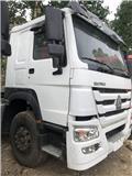 Sinotruk Howo 371 Tractor、2017、低架裝載車