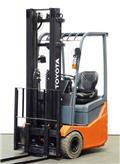 Toyota 7 FB EST 10, 2011, Electric forklift trucks