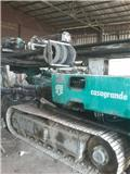 Casagrande C6, 2009, Heavy drills
