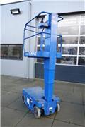 Upright TM12, 2008, Scissor lifts