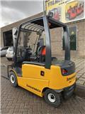 Jungheinrich EFG 430, 2008, Electric Forklifts