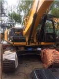 Caterpillar 330 D L, Crawler Excavators