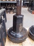 Case IH MX 285, 2004, Transmisión