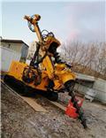 Klemm 709-1, 2002, Mobile drill rig trucks