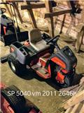 Toro Sand Pro 5040، 2011، مخلفات بنكر