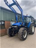 New Holland TM 155, 2007, Tractors