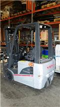 Nissan 15, 2008, Electric Forklifts