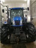 New Holland T 6050 Plus, 2010, Tractores
