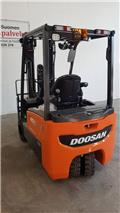 Doosan B20 T-7, 2018, Electric Forklifts