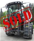 CLAAS Xerion 3800, 2010, Traktorok