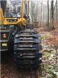 Other XL Traction Float Pro Wide Asymetric 600x26,5, Belter, kjettinger og understell