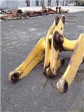 Komatsu WA470-3, 2000, Ostale komponente za građevinarstvo