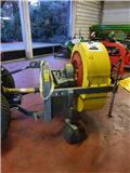 KWH 2051 PTO A, 1999, Priključci kompaktnog traktora