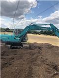 Kobelco SK 100 III, Mini excavators  7t - 12t