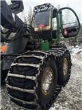 Jonn Deere 1470 E, 2011, Harvesterid