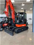 Kubota KX 060-5, 2021, Mini excavators < 7t (Mini diggers)