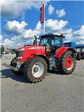 Massey Ferguson 7620 Dyna 6, 2013, Traktoren